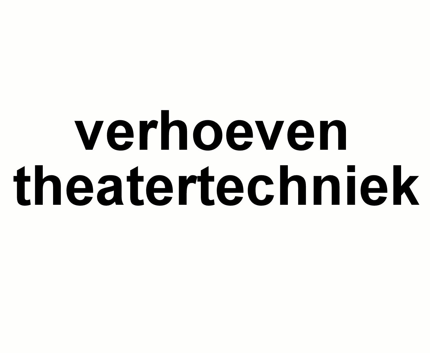Verhoeven theater techniek